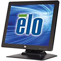 Elo Touch E785229 Desktop, Itouch Plus, Multi Touch, Zero Bezel, Anti Glare, 1723L, 17 Size, Black