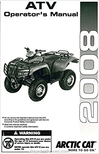 2257 886 2008 arctic cat atv 400 500 650 700 owners manual 2257 886 2008 arctic cat atv 400 500 650 700 owners manual manufacturer amazon books fandeluxe