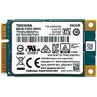 Toshiba mSATA 256GB SATA III MLC THNSNJ256WMCU Internal Solid State Drive (SSD)