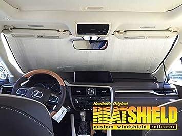 Sunshade for 2016 2017 Lexus RX350 RX450h w o Windshield-Mounted Sensor  Custom-fit Sunshade  1635 f161d1b6e11