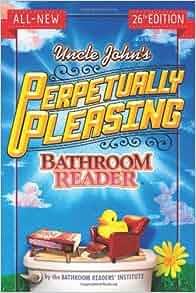 Bathroom readers institute