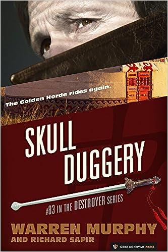 Descarga gratuita de audiolibros digitales.Skull Duggery (The Destroyer Book 83) en español PDF RTF DJVU B01BXW0PIU