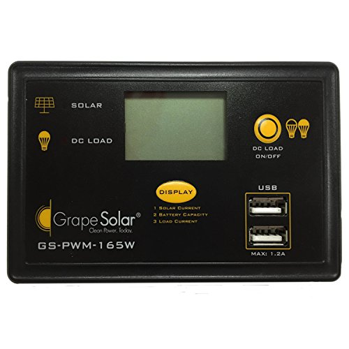 Grape-Solar-GS-100-BASIC-Basic-Off-Grid-Polycrystalline-Solar-Panel-Kit-100W