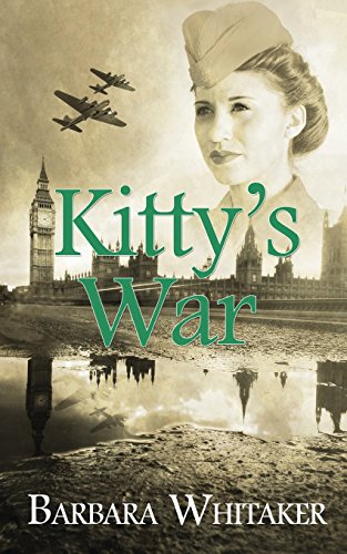 Kitty's War by The Wild Rose Press, Inc. (Vintage Rose)