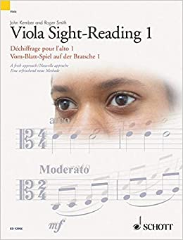 Viola Sight-reading 1: Viola Edition: A Fresh Approach (The Sight-Reading Series)