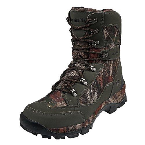 Northside Men's Buckman 800 Backpacking Boot, Dark Olive, 10.5 Medium US