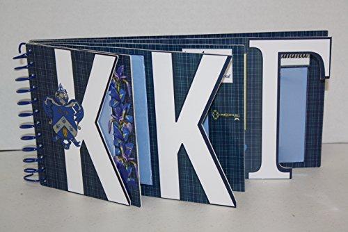 Kappa Kappa Gamma 2 Custom Spirit Books Photo Album (Custom Album compare prices)