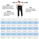 BALEAF Men's Athletic Joggers Cotton Sweatpants