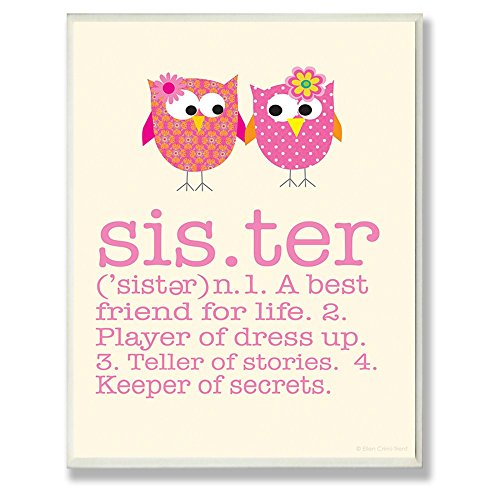 Stupell-Decor-Definition-Of-Sister-Wall-Plaque