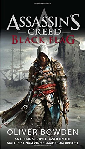book cover of Black Flag