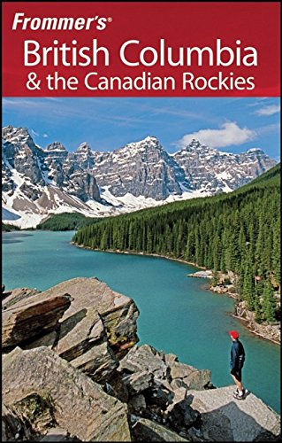 0470257059 - Bill McRae: Frommer's British Columbia & the Canadian Rockies (Frommer's Complete) - Buch