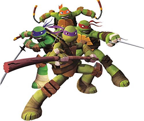 ninja turtle fathead leonardo - 8