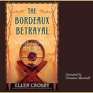 The Bordeaux Betrayal Audiobook