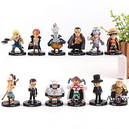 Amazon.com: GrandToyZone - Juego de figuras (12 piezas, 1.6 ...