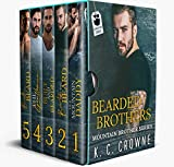 Bearded Brothers: Mountain Brothers Series Box Set