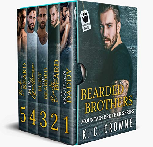 (Bearded Brothers: Mountain Brothers Series Box)