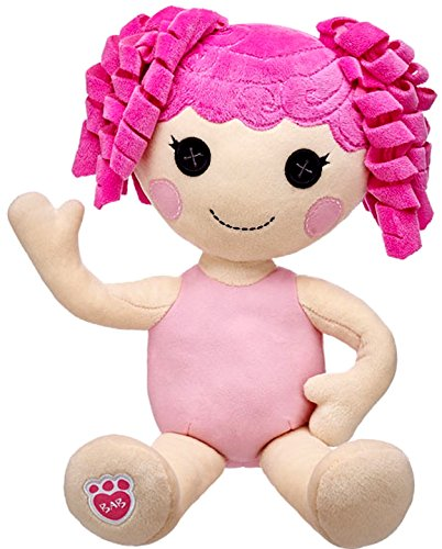 Build a Bear Lalaloopsy Crumbs Sugar Cookie Doll Large 19in. Stuffed Plush -
