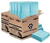 ValuePad 23'' x 24'' 28 gram Puppy Training Pads Pads, 672 Count