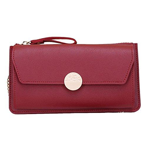 NOTAG NOTAG Red Pochette Pochette femme pour 8H5w5dqU