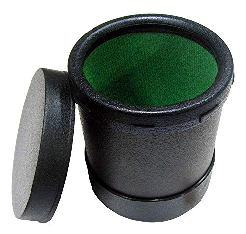 (Plastic Dice Cup with Twist Off Lid)