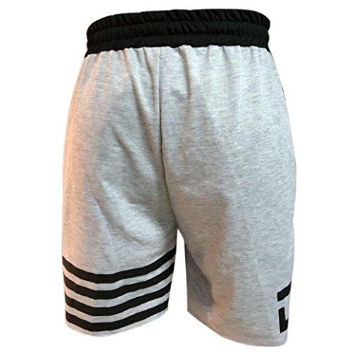 Longra 2018 Hot Sale Men s Flag Stars Sporting Beaching culturismo pantalones  cortos Jogger corto gimnasios cortos Pantalones de chándal Pantalones  ... 273e5f272fd5