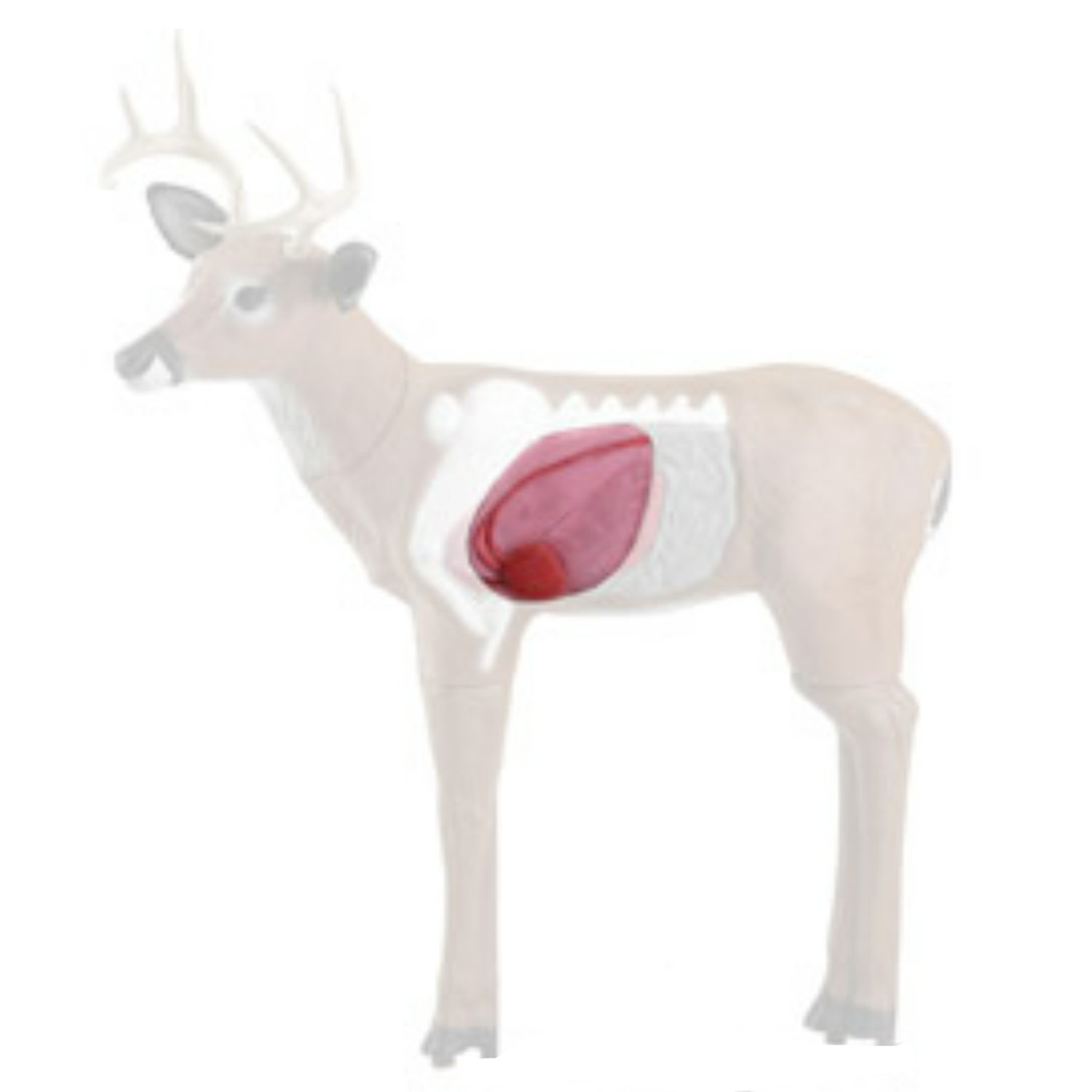 Delta Archers Choice Real-World Buck Replacement Vital Target