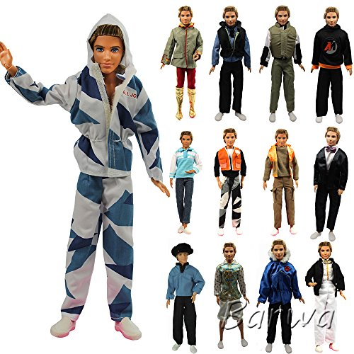 Ken Doll Outfits - 4