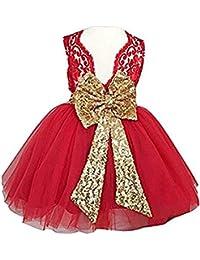 0-12 Years Baby Flower Girl Dress For Wedding