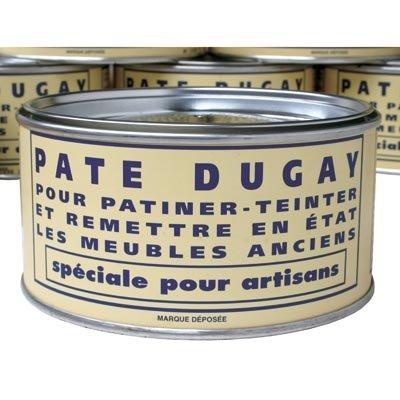Pate Dugay 500ML Blanc Neutral (Clear) Furniture Wax and Polish