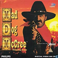 Mad Dog McCree Philips CDI