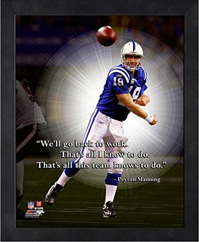 Indianapolis Colts Framed Wall - 3