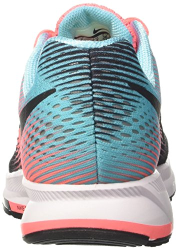 Zapatillas para Black 33 Glow de Wmns Blue Nike Lava Multicolor Polarized Mujer Air 005 Gimnasia Black Zoom Pegasus U4w8wXq7