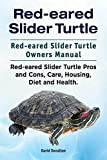 Red-eared Slider Turtle. Red-eared Slider Turtle