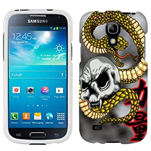Samsung Galaxy S4 Mini Snake Skull Phone Case Cover