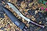 "EGKH. 15"" Full Tang Guard Handle Outdoor Khukuri"