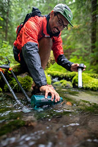 25% off the LifeStraw Go water filter bottle