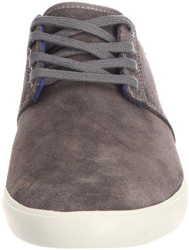 Clarks Torbay Lace 20351276 - Zapatillas de deporte de cuero para hombre Gris