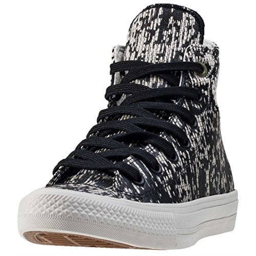 Converse Hi CT II Sneakers Grey Black Homme ZR0qZU