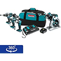 Makita Xt443Pm Lithium Ion Discontinued Manufacturer Key Pieces