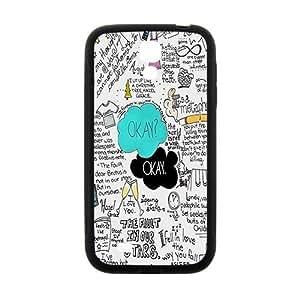 Happy okay? okay. Phone Case for Samsung Galaxy S4