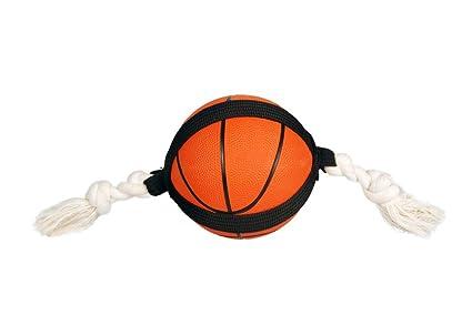 Flamingo Actionball Pelota de Baloncesto para Perro 12,5 cm ...