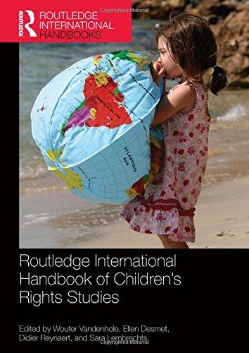 Routledge International Handbook of Children's Rights Studies ()