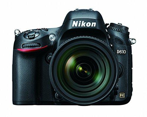 Nikon D610 24.3 MP CMOS FX-Format Digital SLR Camera with 24-85mm f/3.5-4.5G ED VR Auto Focus-S Nikkor Lens Review