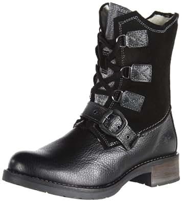Bos. & Co. Women's Burlington Boot,Black Leather,41 EU/10 M US