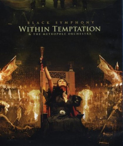 Black Symphony [with Bonus DVD] [Blu-ray] (Within The Rock)