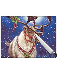 Bargain A Very Merry Christmas v80 Standard Cutting Board deliver