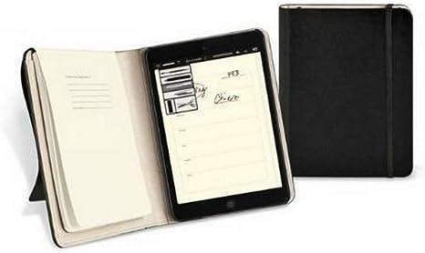 Moleskine Cover Für Digitalgeräte Ipad Mini Slim Schwarz 16 X 20 5 X 2 5 Cm 6 X 8 X 1 Bürobedarf Schreibwaren