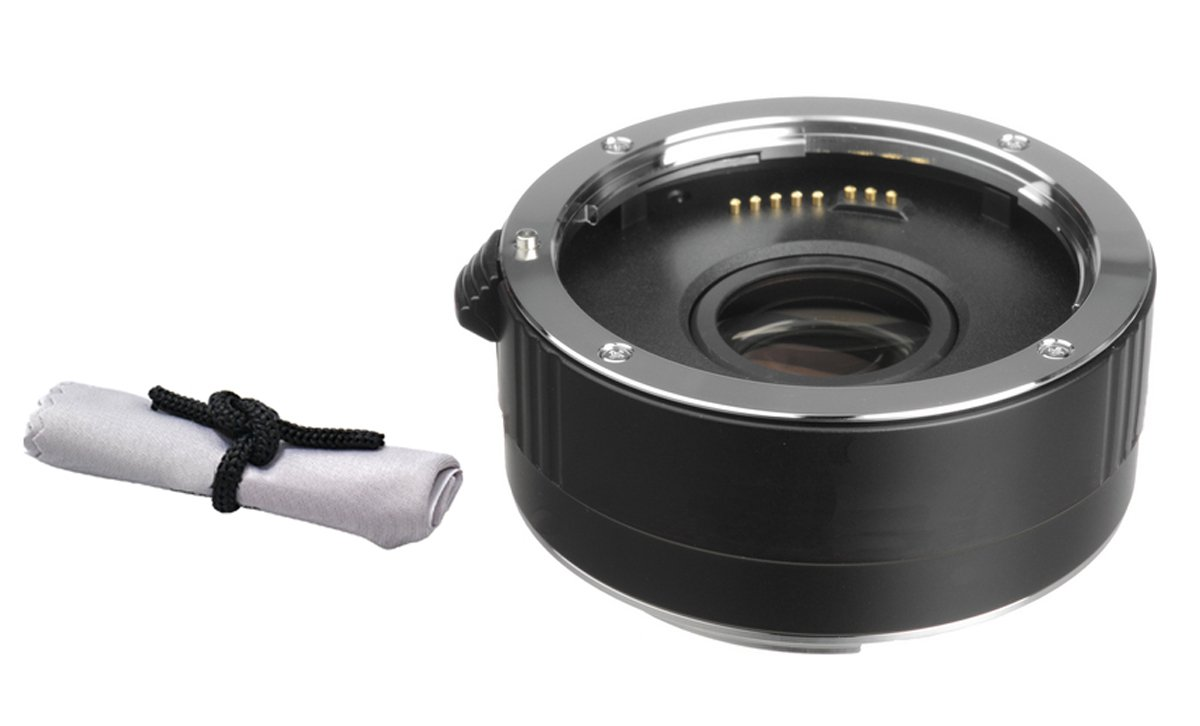 Nikon af-s DX Nikkor 16 – 80 mm f / 2.8 Ed Vr 2 X Teleconverter (要素4 ) – 4e – インターナショナルバージョン B01LYLVS05
