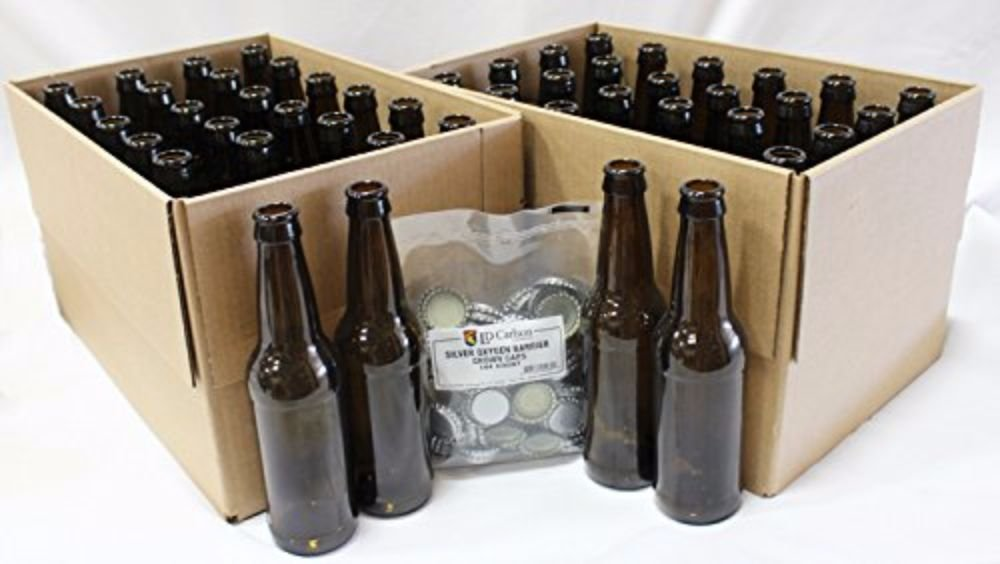 Home Brew Ohio Beer Basic Bottling Kit B015HGEC7S