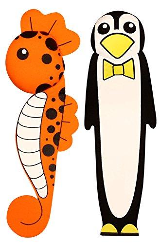 Chaussures tauchfahnen animal lot de 2 Orange/noir